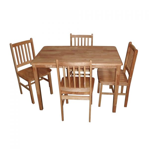 Malay Table + 4 Chairs