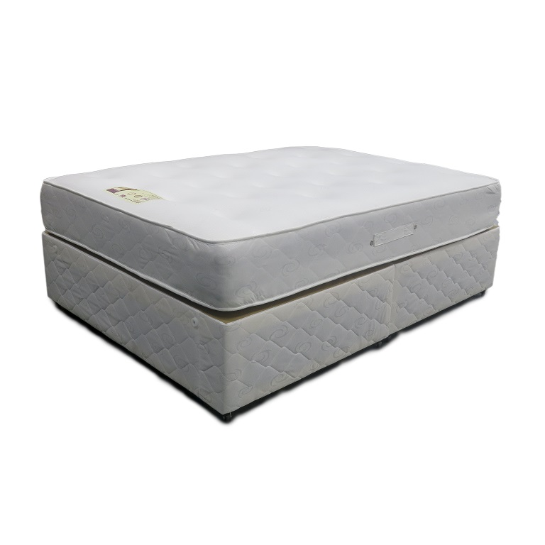 Super Deluxe Orthopedic Divan Bed Single Allied Furniture