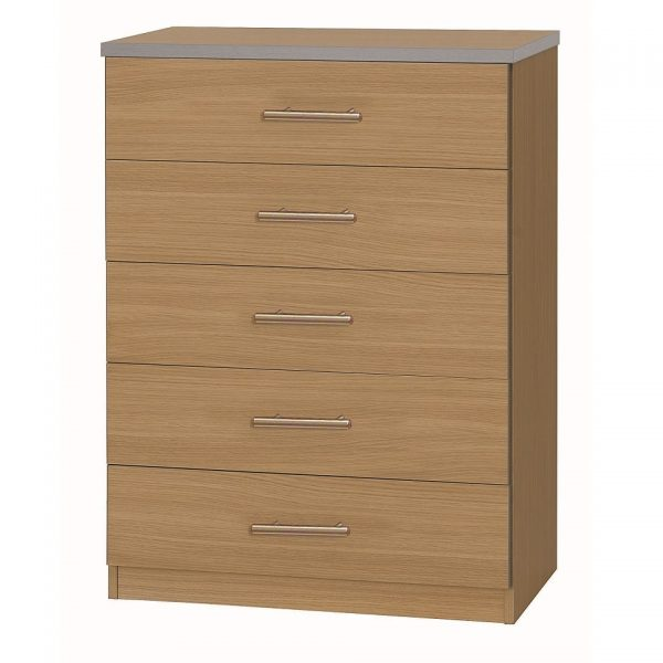 Oakleigh Chest of 5 Drawers