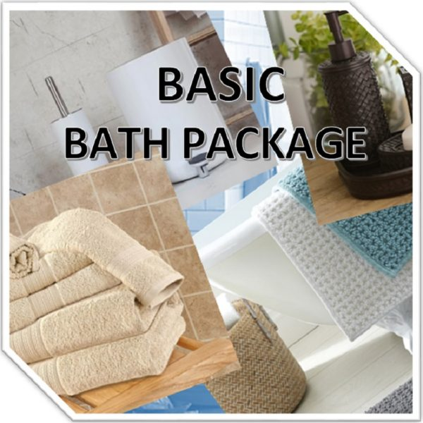 BATH PACKAGE – BASIC