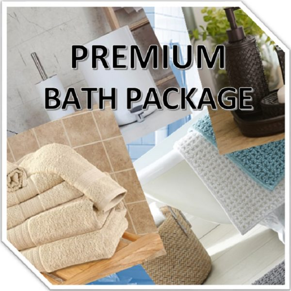 BATH PACKAGE – PREMIUM