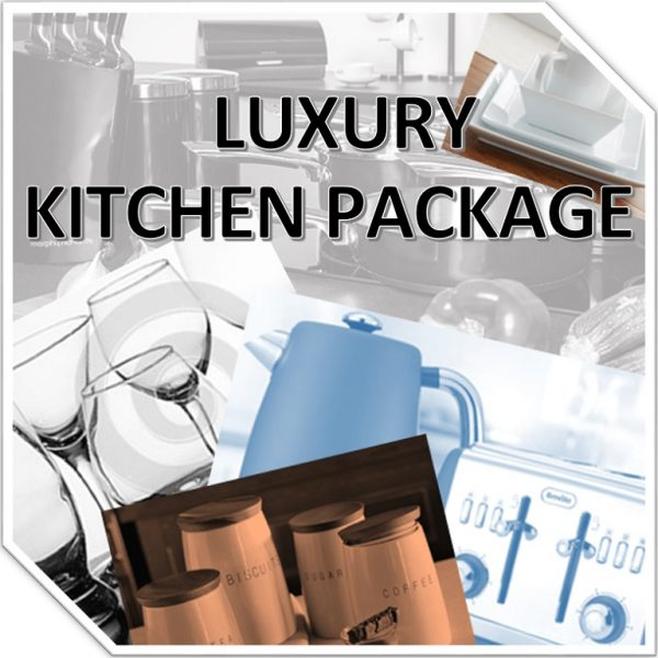 KITCHEN PACK – LUXURY
