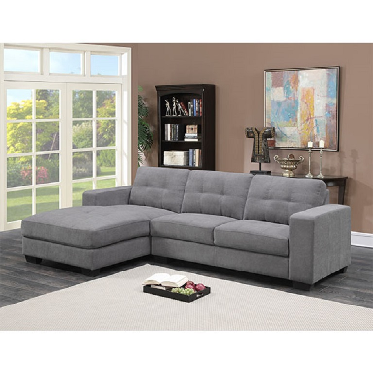 Knightsbridge Corner Sofa - Grey
