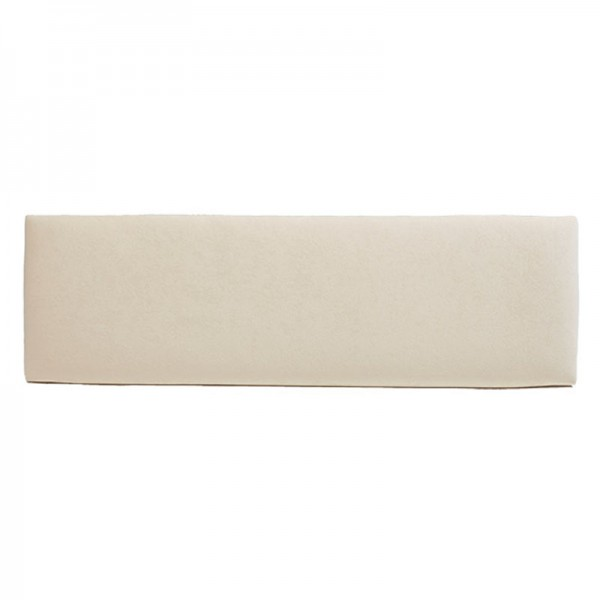 Slim Fabric Headboard – Beige
