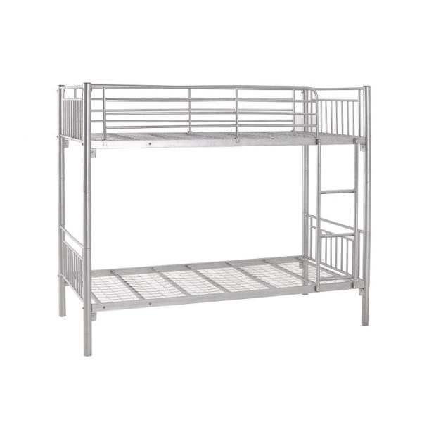 milano metal bunk bed