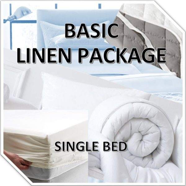BASIC LINEN PACK – SINGLE